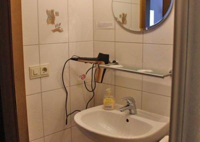 Komfortdoppelzimmer mit Terrasse - Pension Sonnleitn - Urlaub mit Hund in Zwiesel