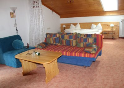 Suite - Pension Sonnleitn - Urlaub mit Hund in Zwiesel