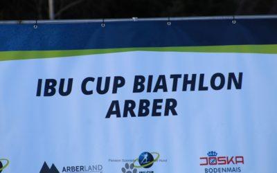 Biathlon am Arber IBU Cup vom 07.- 09 Februar