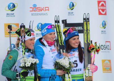 Biathlon im Bayrischem Wald