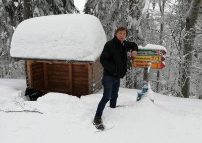 Winter im Bayrischem Wald